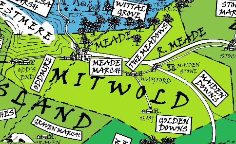 The households of Mitwold engage in feuding and bitter rivalry