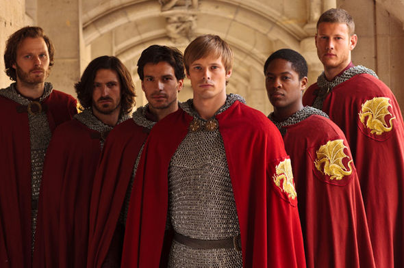 TV Series: Merlin