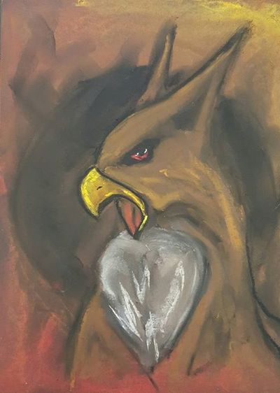Where the lion and the eagle meet, there lies the wrath of Hayaak.