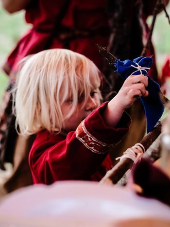 Children in Varushka tend to be better behaved and more thoughtful than their peers in other nations. The price of breaking a rule in Varushka can be very high indeed, and the dark powers there treat all transgressions equally seriously no matter how old the rule-breaker.